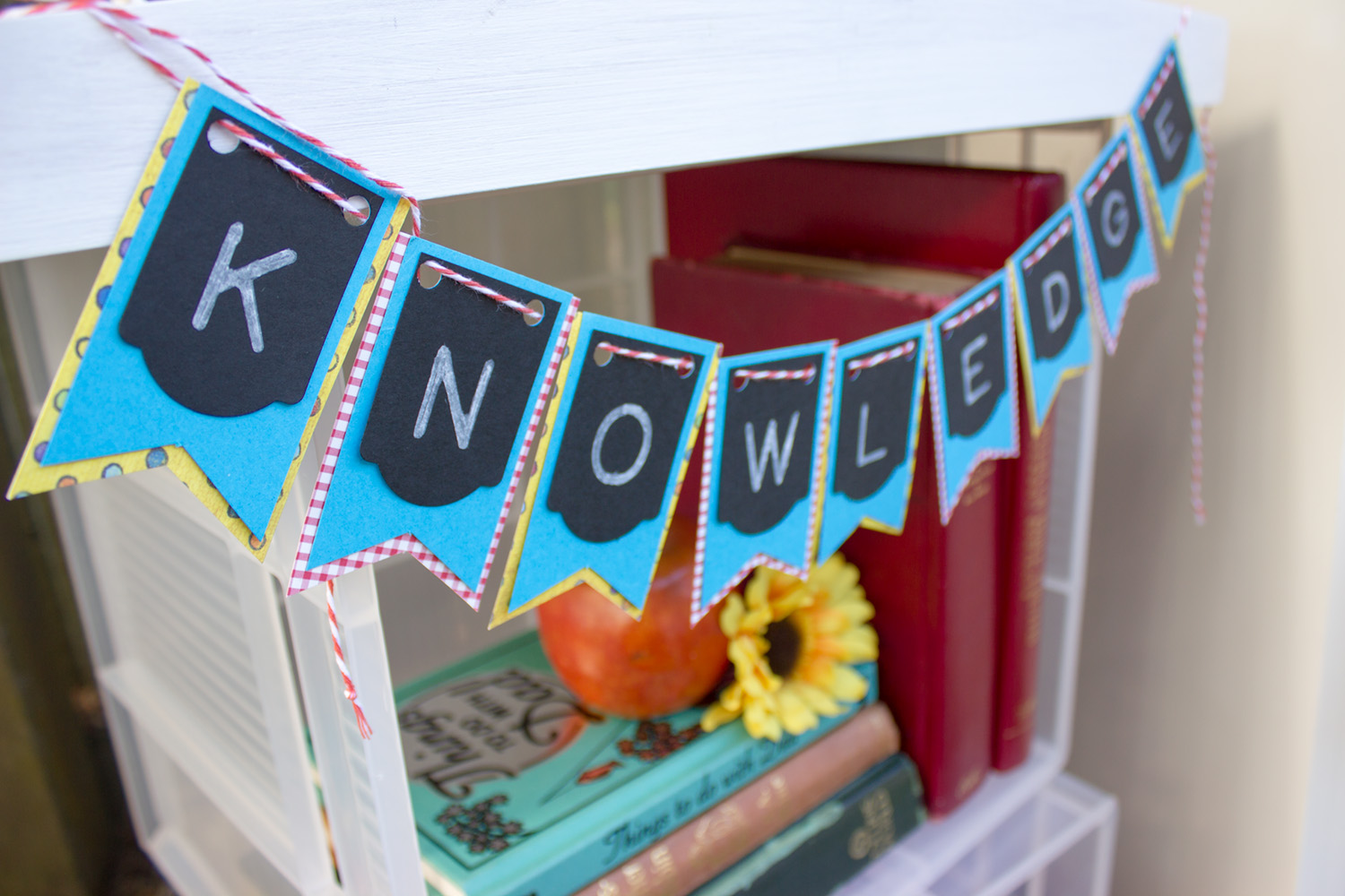Back to School - Mini Bunting